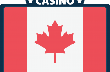 canadian casino flag