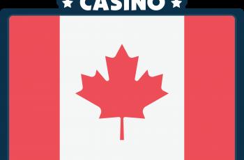 canadian casino flag