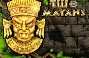 Two Mayans slot logo